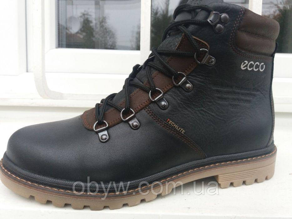 Польские зимние мужскиее ботинки есо boots 40-45