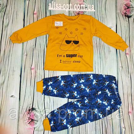 Детская пижама Фешен для мальчика интерлок