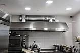 Виготовлення кухонних зонтів та труб з нержавійки та оцинковки за індивідуальними розмірами!!!, фото 6