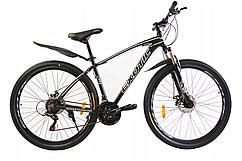 Горный велосипед MTB Exotic 29 рама 17,5 дюймов черный