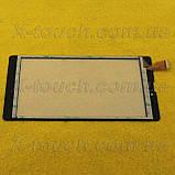 Сенсор, тачскрин FPC-DP070177-F1 для планшета, черного цвета, фото 2
