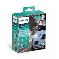 Лампи світлодіодні PHILIPS LED HB3/HB4 Ultinon Pro5000 + 160% 12/24V 16W