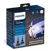 Лампи світлодіодні PHILIPS LED HB3/HB4 Ultinon Pro9000 + 250% 12/24V 20W (2 шт)