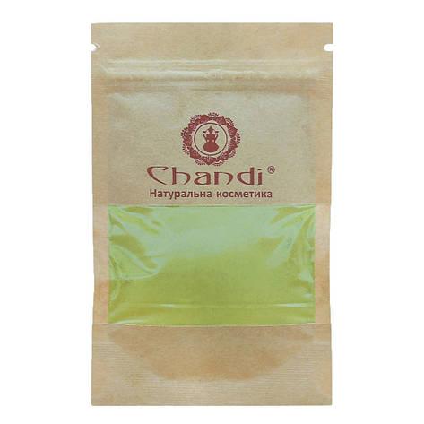 Фарба для волосся Chandi. Серія Органік. Каштановий, мініатюра, 20г, фото 2