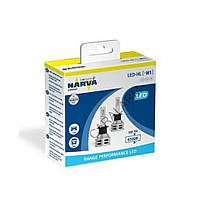 Лампы светодиодные Narva H1 12/24v 6500K X2 18057 Range Performance