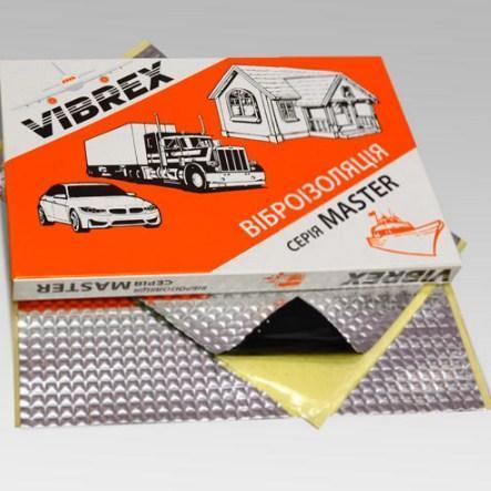 Виброизоляция Vibrex Master 1,6*500*700 лист