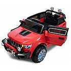 Дитячий електромобіль Cabrio JEEP GRAND-RS3 автомобіль машинка для дітей, фото 2