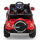 Детский электромобиль Cabrio JEEP GRAND-RS3 автомобиль машинка для детей, фото 9