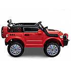 Дитячий електромобіль Cabrio JEEP GRAND-RS3 автомобіль машинка для дітей, фото 4