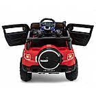 Дитячий електромобіль Cabrio JEEP GRAND-RS3 автомобіль машинка для дітей, фото 7