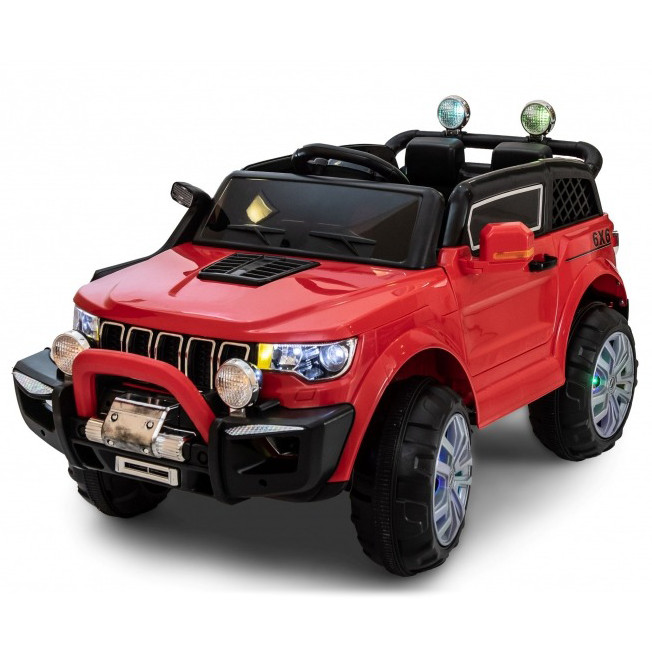 Дитячий електромобіль Cabrio JEEP GRAND-RS3 автомобіль машинка для дітей
