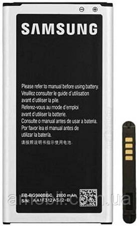 Аккумулятор Samsung G900 Galaxy S5 EB-BG900BBC / EB-BG900BBE (3000 mAh)