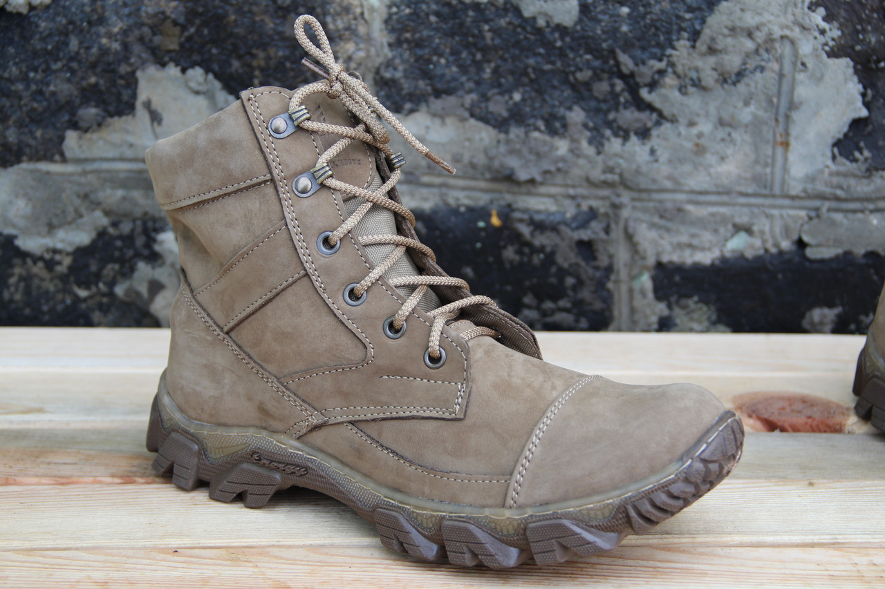 Тактические ботинки из натуральной кожи Бот ARMOS # 2