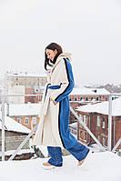 Женская зимняя шуба из эко меха TEDDY