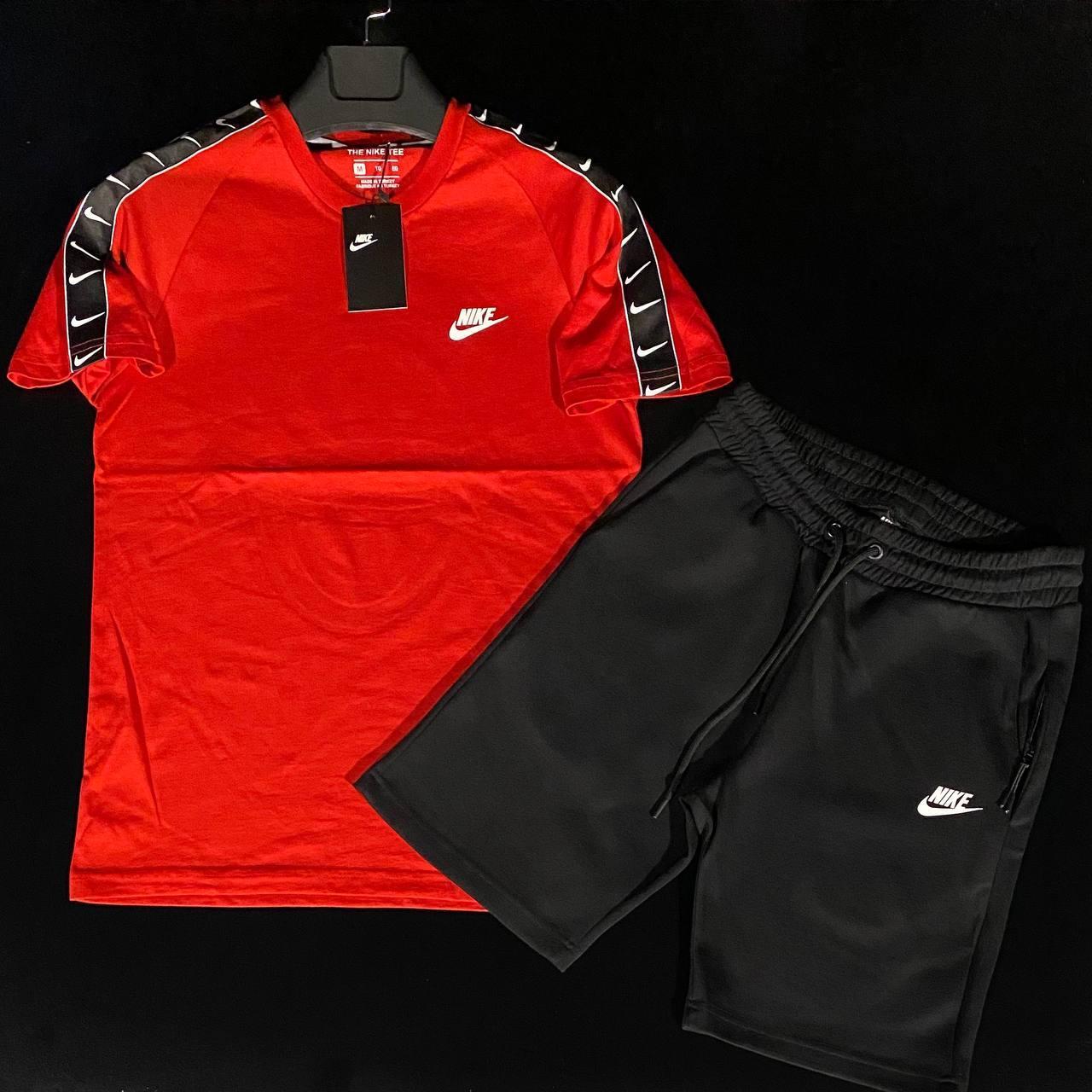 РОЗПРОДАЖ Літній спортивний костюм NIKE (L/XL/XXL)