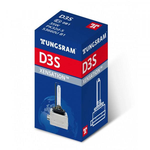 Лампа ксенонова TUNGSRAM D3S 35W PK32D-5 53660U B1