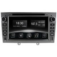 Автомагнітола Gazer ММ-система Gazer Peugeot 408 (2010-2013) (CM5007-408W)