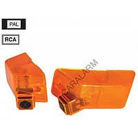Камера заднего вида Gazer CC4500-MBS (комплект)
