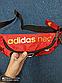 Поясная сумка, бананка adidas Mickey Red (красная), фото 2