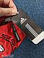 Поясная сумка, бананка adidas Mickey Red (красная), фото 4
