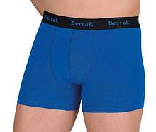 Труси чоловічі боксери Berrak сині