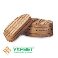 Деревянная накладка на копыто