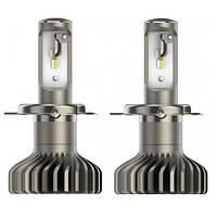 Лампы светодиодные Philips H4 X-tremeUltinon LED Gen2 +250% 11342XUWX2 цена за 2 штуки