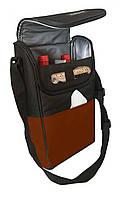 Изотермичская сумка для вина (на 2 бутылки)