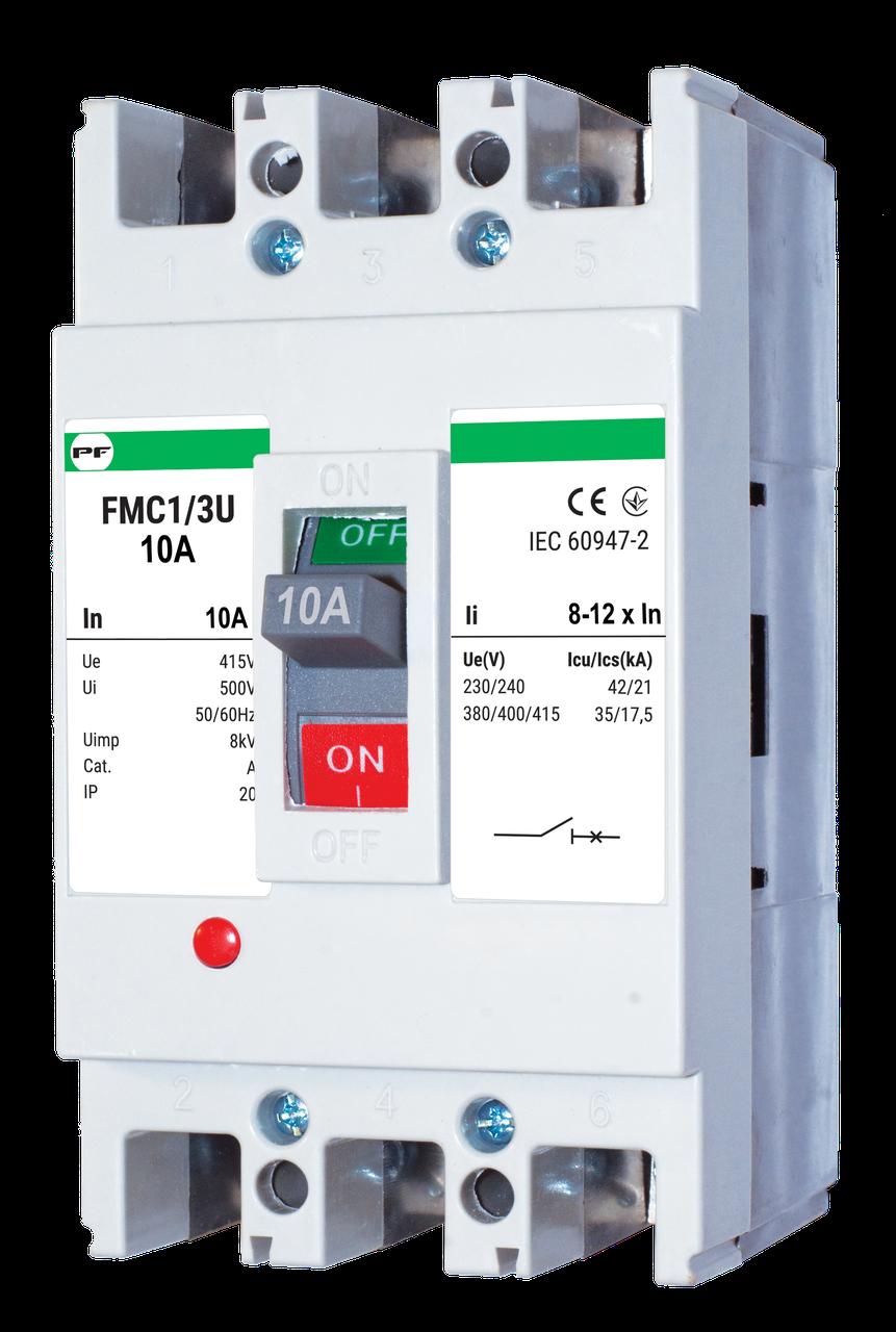 Автоматичний вимикач FMC1/3U     8-12In  3P  In=16А