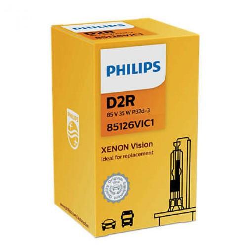 Лампа ксеноновая Philips D2R Standart 85126 VIС1