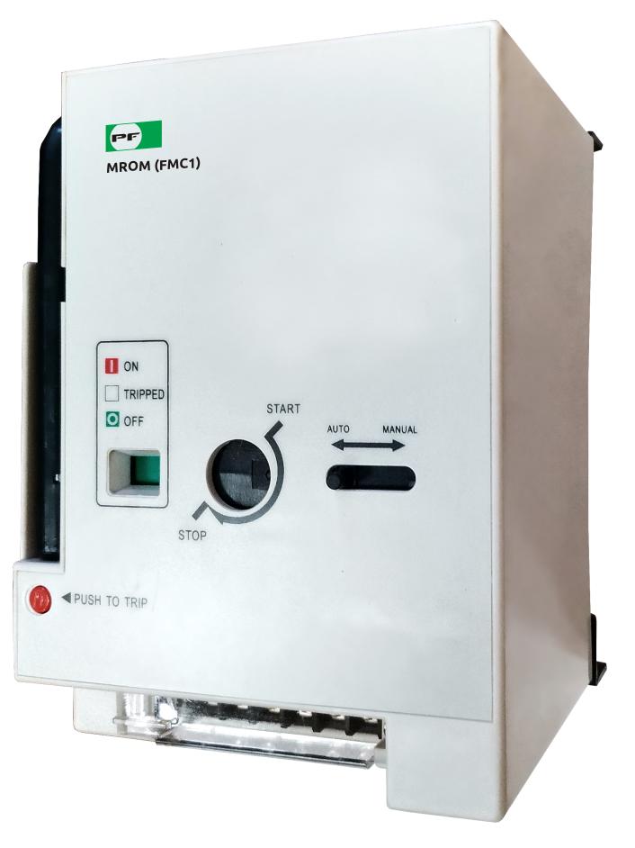 Блок дистанционного управления (электропривод) MROM 3/4 для FMC4