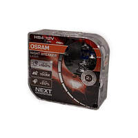 Лампа галогенна OSRAM 9006NL HB4 Night Breaker LASER NG +150% 51W 12V P22d HardDuopet, Лампа, галогенна, OSRAM, 9006NL, HB4,