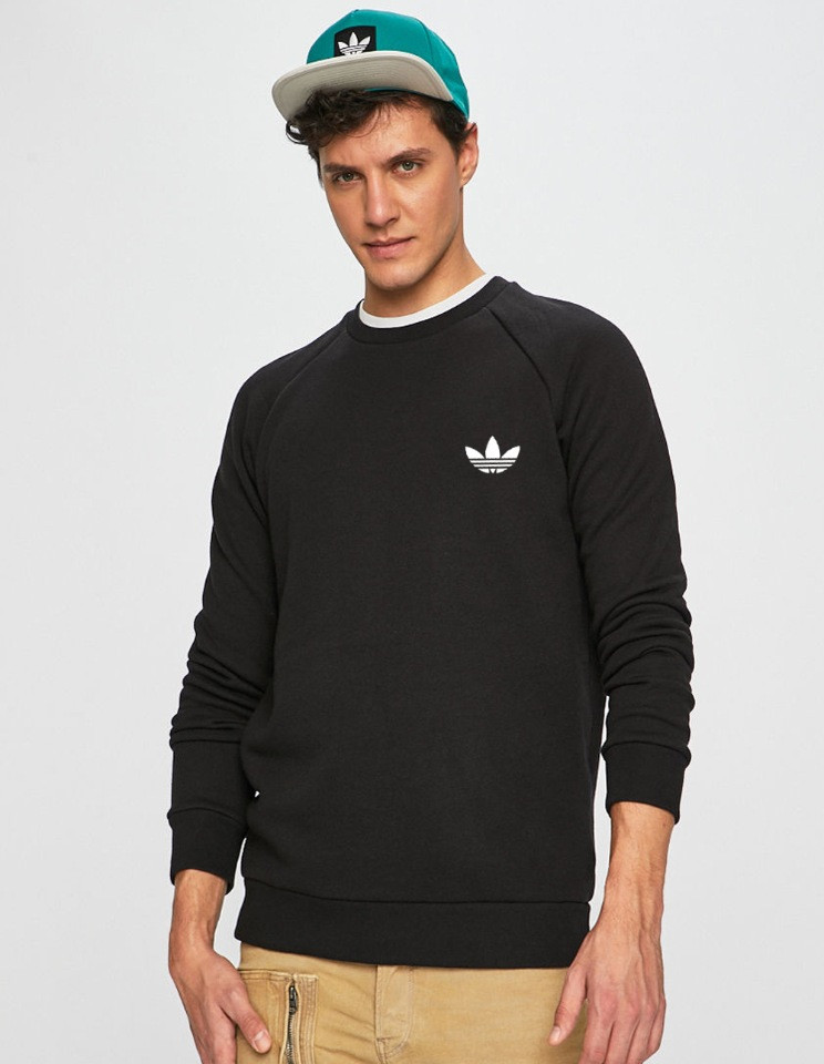 Спортивна кофта  Adidas (Адидас) чорна
