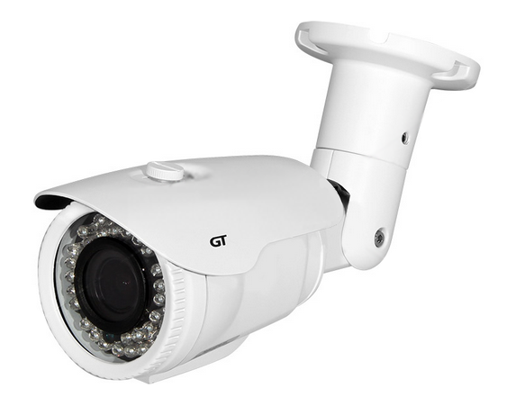 Видеокамера AHD 2 Мп уличная GT AH282-20s (2,8-12 мм)