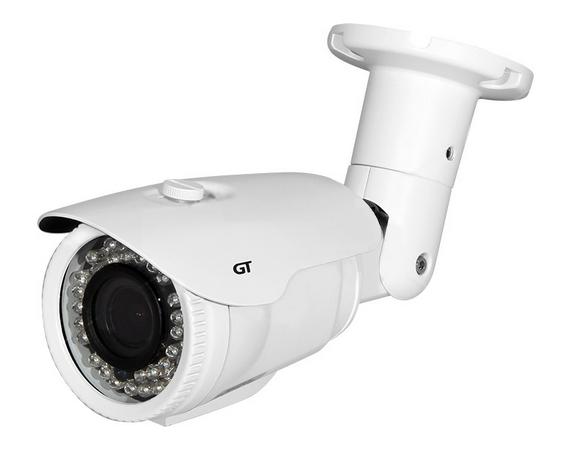 Видеокамера AHD 2 Мп уличная GT AH282-20s (2,8-12 мм), фото 2