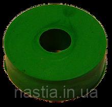 GR740/1 Гумовий ущільнювач крану пару та горячої води(зелена), 13х4х4мм, viton, Grimac