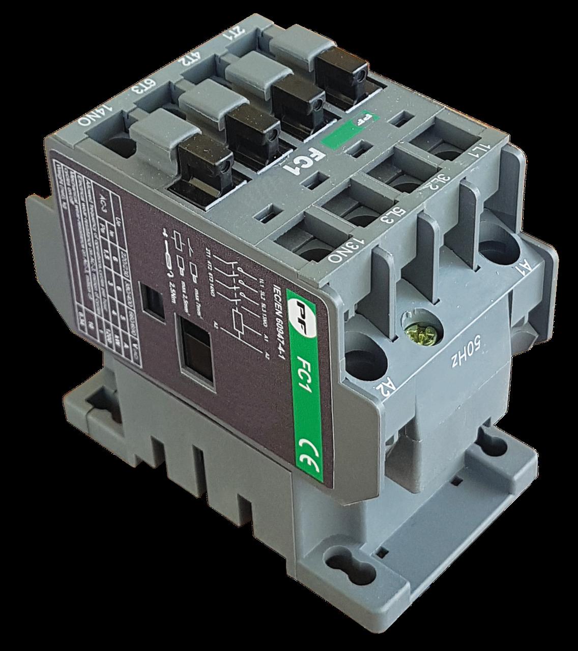 Магнитный пускатель FC1    6А Uкот=АС400V
