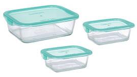 Набір контейнерів LUMINARC KEEP'N BOX, 3 шт.