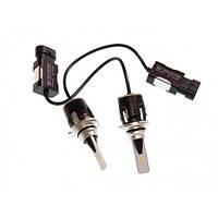 Лампи світлодіодні Baxster P HB4(9006) 6000K 3200Lm (2 шт), Лампи, світлодіодні, Baxster, P, HB4(9006), 6000K, 3200Lm, (2, шт)