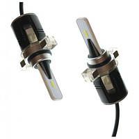 Лампи світлодіодні Baxster PXL H16(5202) 6000K 4300Lm (2 шт), Лампи, світлодіодні, Baxster, PXL, H16(5202), 6000K, 4300Lm, (2, шт)