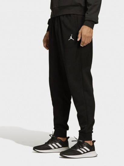 Мужские спортивные штаны Jordan (Джордан) черные