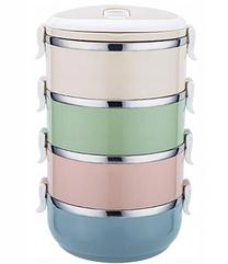 Термос-контейнер для обедов 3 л Termos Lunchbox P1