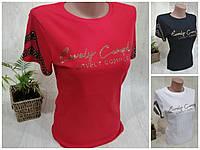 Женская футболка, S/M,L/XL рр.,  № 172002