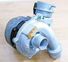 Турбина Рено Клио 2 1.5L dCi. Оригинал. Восстановленная