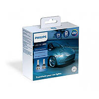 Лампи світлодіодні PHILIPS 11362UE2X2 H11 24W 12-24V Ultinon Essential G2 6500K, Лампи, світлодіодні, PHILIPS, 11362UE2X2, H11,