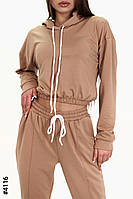 """Спортивний костюм жіночий велюровий, розміри 42-48 (4кол) """"BARBARA"""" купити недорого від прямого постачальника"""