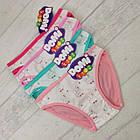 Детские трусики для девочек 2-3 года, фото 2