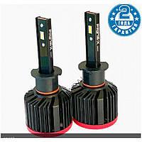 Лампи світлодіодні Prime-X S Pro H3 5000К (2 шт.)