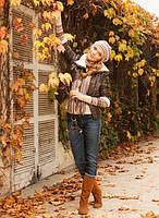 Как женщине или девушек будет уместно одеваться этой осенью?