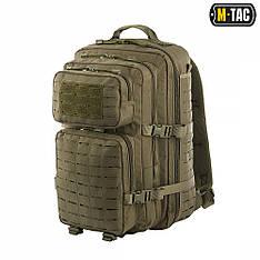 M-Tac рюкзак Large Assault Pack Laser Cut Dark Olive
